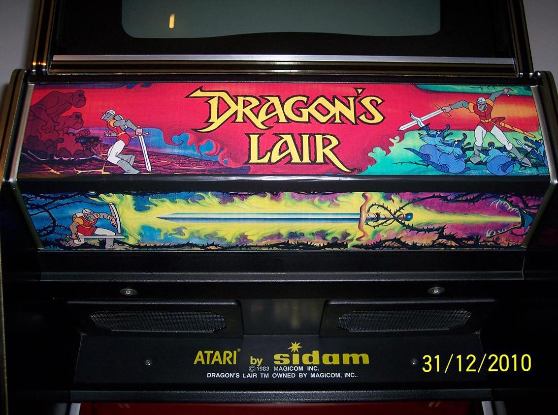 Dragon's Lair Virtual Library